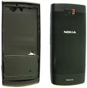Корпус Nokia X3-02 (black)