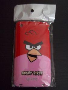 Накладка Apple iPhone 3G/3GS Angry Birds №1