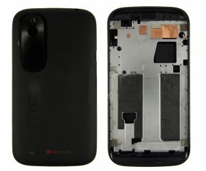 Корпус HTC T328w Desire V (black)