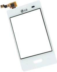 Тачскрин LG E400 Optimus L3 (white)