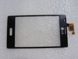 Тачскрин LG E420 Optimus L1 2 Dual (black)