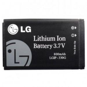Аккумулятор LG GM210/KF240/KF245/KF300/KF305/KM380/KM385/KM386/KM500/KM501/KS360/KT520/TE365 Neon (IP-330G) Оригинал
