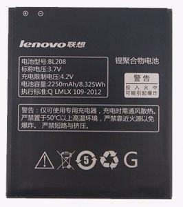 Аккумулятор Lenovo S920 IdeaPhone (BL208) Оригинал