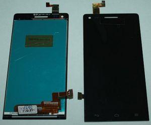 LCD (Дисплей) Huawei Ascend G6 (в сборе с тачскрином) (black) Оригинал