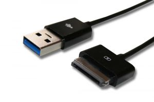 Кабель USB Asus TF101 Eee Pad Transformer/TF201 Transformer Pad Prime/TF300TG Transformer Pad (black) Оригинал