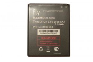 Аккумулятор Fly IQ456 ERA Life 2 (BL3808) Оригинал
