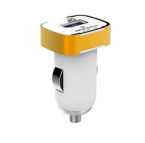 Автомобильное зарядное устройство Ldnio DL-211 USB (2,1 A) (white)