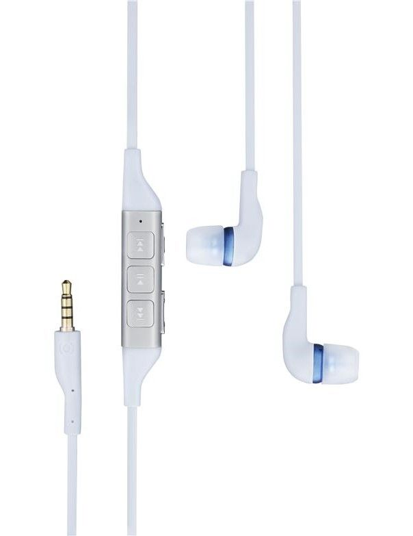 Гарнитура Nokia WH-701 (3,5 мм) (white) Оригинал