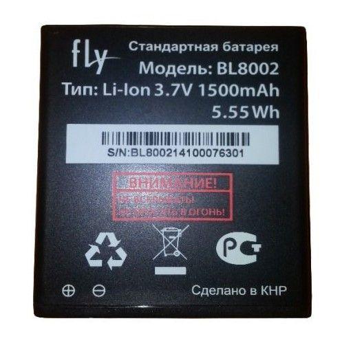 Аккумулятор Fly IQ4490i ERA Nano 10 (BL8002) Оригинал