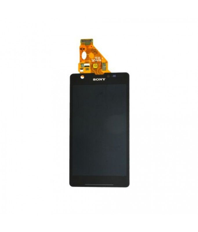 LCD (Дисплей) Sony C5502 Xperia ZR/C5503 Xperia ZR LTE (в сборе с тачскрином) (black)