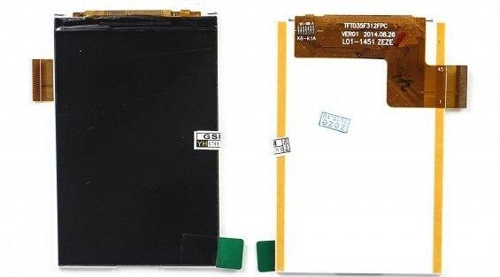 LCD (Дисплей) Fly IQ436i ERA Nano 9 Оригинал