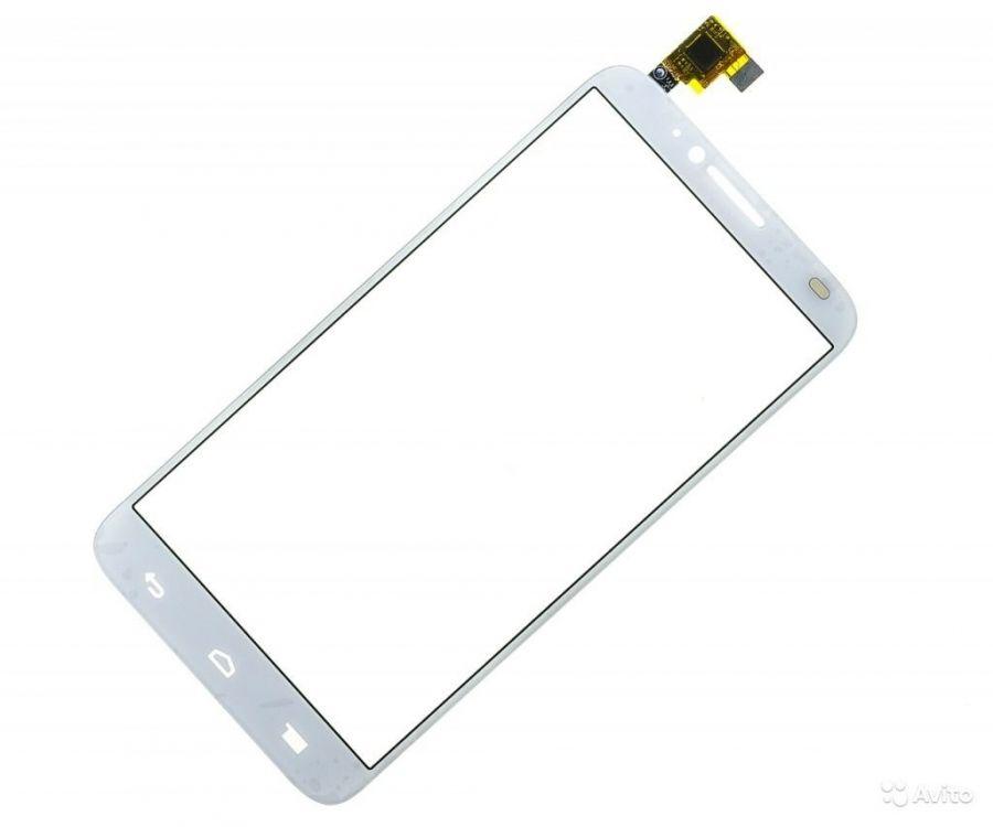 Тачскрин Alcatel 6037Y Idol 2 (white)