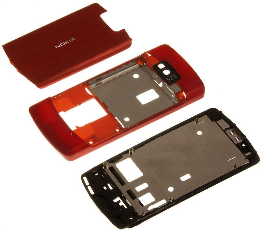 Корпус Nokia 700 (red)