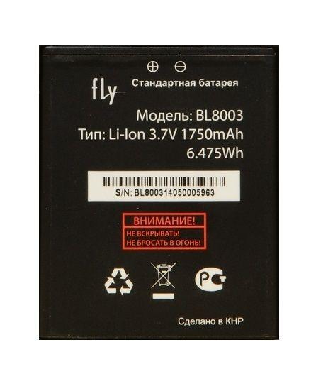 Аккумулятор Fly IQ4491 (BL8003) Оригинал