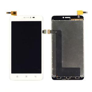 LCD (Дисплей) Lenovo S850 (в сборе с тачскрином) (white)