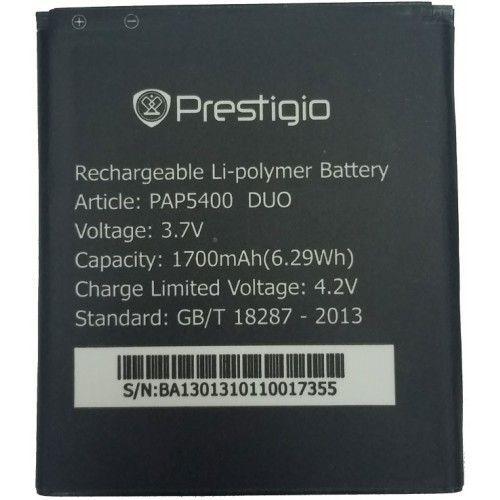 Аккумулятор Prestigio MultiPhone РАР5400 DUO Оригинал