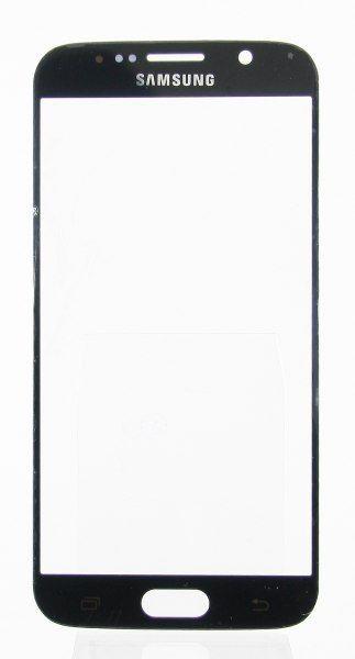 Защитное стекло G920F Galaxy S6 (black)
