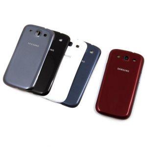 Задняя крышка Samsung i9300 Galaxy S3 (black) Оригинал