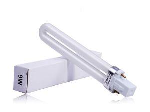 Лампочка ультрафиолетовая (УФ лампа) 9W