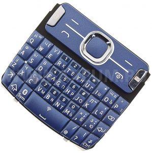 Клавиатура Nokia 302 Asha (blue) Оригинал