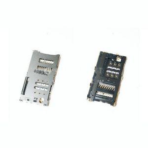Разъём Alcatel 6014X OneTouch Idol 2 Mini L/6015X OneTouch Fire E/6016X OneTouch Idol 2 Mini /6045Y Idol 3 (5,5)/D820X OneTouch Hero 8 (sim-карты) Оригинал