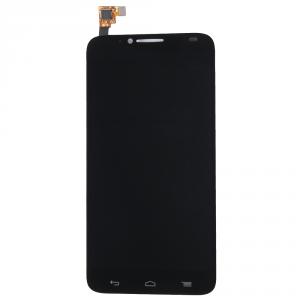 LCD (Дисплей) Alcatel 6037Y Idol 2 (в сборе с тачскрином) (black) Оригинал