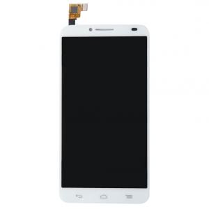 LCD (Дисплей) Alcatel 6037Y Idol 2 (в сборе с тачскрином) (white) Оригинал