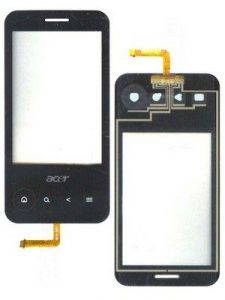 Тачскрин Acer E400 beTouch/P400 neoTouch (black) Оригинал