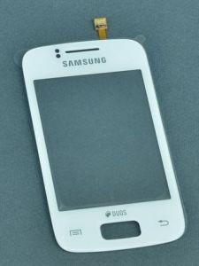 Тачскрин Samsung S6102 Galaxy Y Duos (white) Оригинал