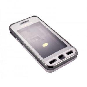 Корпус Samsung S5230 Wi-Fi (white)