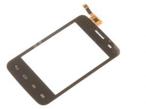 Тачскрин LG E435 Optimus L3 2 Dual (black)