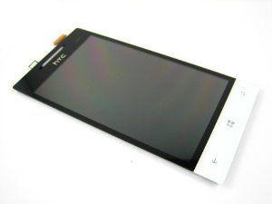 LCD (Дисплей) HTC A620e Windows Phone 8s (в сборе с тачскрином) (white) Оригинал