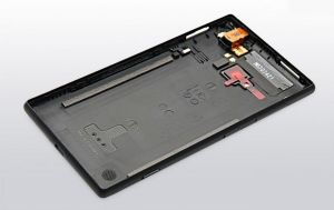 Задняя крышка Nokia 720 Lumia (black) Оригинал