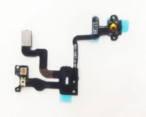 FLC (Шлейф) Apple iPhone 4S (на датчик света и кнопку on/off) Оригинал