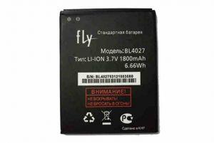 Аккумулятор Fly IQ4410 Quad Phoenix (BL4027) Оригинал