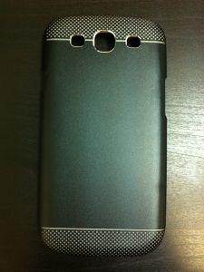 Накладка Motomo Premium Samsung i9300 Galaxy S3 (black)