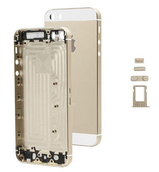 Корпус iPhone 5S (gold)