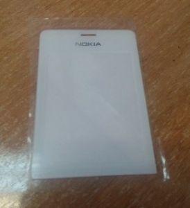 Защитное стекло Nokia 515 Dual Sim (white) Оригинал