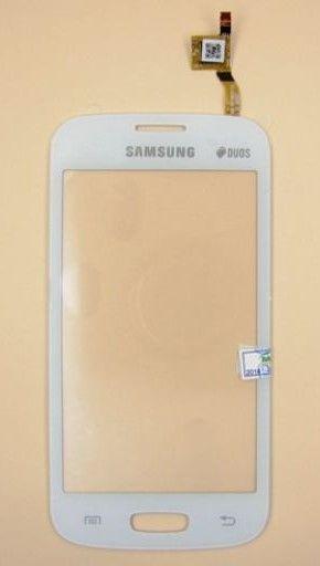 Тачскрин Samsung S7260 Galaxy Star Pro/S7262 Galaxy Star Plus (white) Оригинал