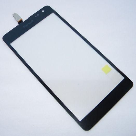 Тачскрин Microsoft 535 Lumia/535 Lumia Dual Sim (CT2C1607FPC-A1-E) (rev.2C) (black) Оригинал