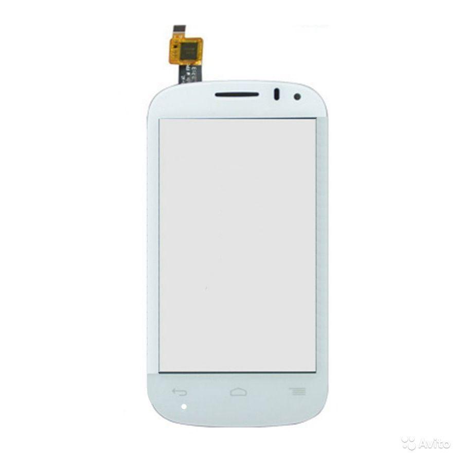 Тачскрин Alcatel 4033D POP C3 (white) Оригинал