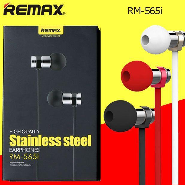 Наушники Remax RM-565i (3,5 мм) (black)