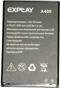 Аккумулятор Explay A400 Оригинал