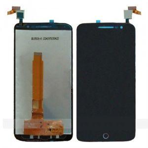LCD (Дисплей) Alcatel 7044X Pop 2 Premium/7044Y Pop 2 Premium (в сборе с тачскрином) (black) Оригинал