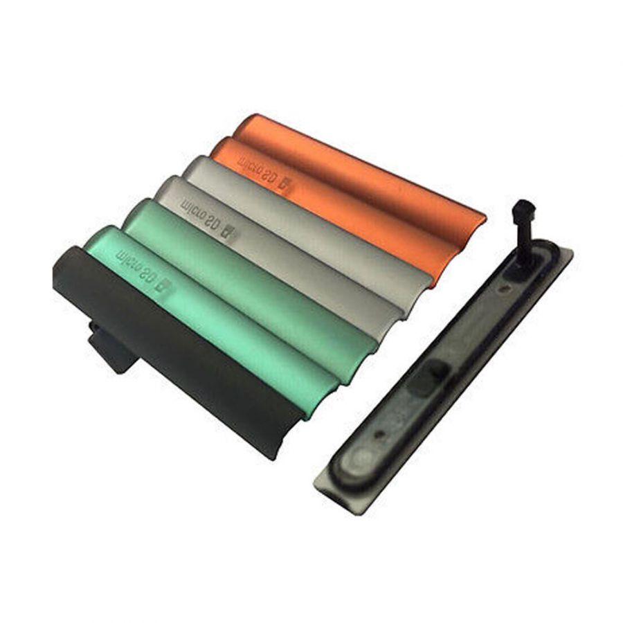 Комплект боковых заглушек D5803 Xperia Z3 Compact (2 шт.) (black) Оригинал