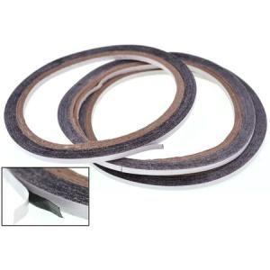 Скотч Xinshi Brand Tape двухсторонний (5 мм x 10 м) 0,05 мм (black)