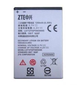 Аккумулятор ZTE Blade L110/Kis2 max/V815W/ МТС Smart Start (Li3712T42P3h634445/Li3814T43P3h634445) Оригинал