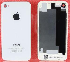Задняя крышка Apple iPhone 4S (white) Оригинал