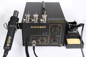 Паяльная станция Aida 852 (термовоздушная)