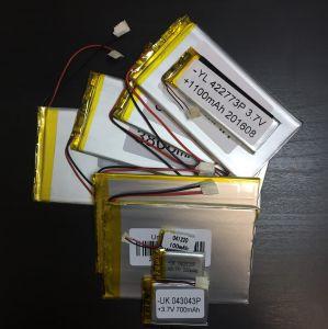 Аккумулятор технический универсальный (3.7 V/3500 mAh) (101 мм х 69 мм)